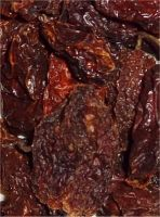 Dried Red Savina Habanero Pods 1 Pound